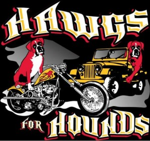 Hawgs for Hounds